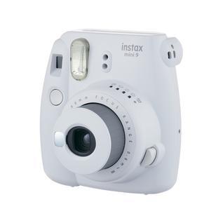 Фотоаппарат моментальной печати Fujifilm Instax Mini 9 Smo White TH EX D