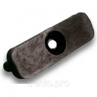 Пластиковая клипса для универсальной доски Holzhof 37*12*11 мм Gardeck