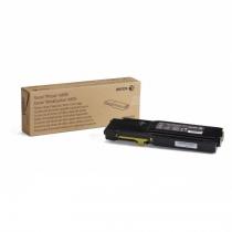 Оригинальный картридж 106R02235 для Xerox Phaser 6600, WC6605 (желтый, 6000 стр.) 8061-01