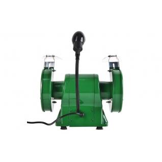 Точило Hammer Flex TSL375A+ 375Вт круг 150x20x12.7мм 2950об/мин, с подсветкой ...