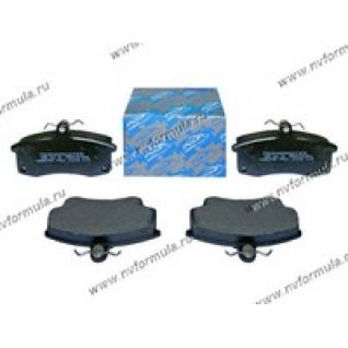 Колодки тормозные 2110-12 1118 2170 Priora 2190 Granta передние Transmaster