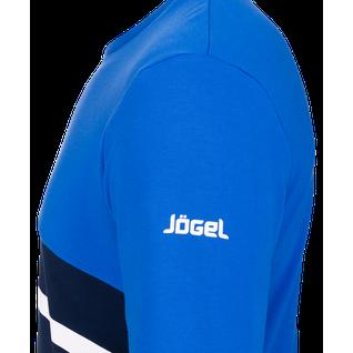 Тренировочный костюм Jögel Jcs- 4201-971, хлопок, темно-синий/синий/белый размер M
