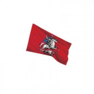 Флаг Москвы 90*135см