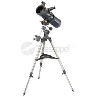 Телескоп Celestron AstroMaster 114 EQ