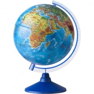"""Глобус Земли """"Классик Евро"""" - Физический, 25 см Globen"""