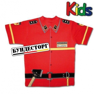 Футболка детская Feuerwehr