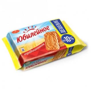 Печенье Юбилейное традиционное 313 гр