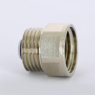 Клапан отсечной Uni-Fitt 1/2'' для клапана спускного никелир (Италия)