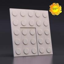 Гипсовая панель LUX DEKORA Лего