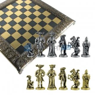 """Шахматы с тематическими фигурами """"Изысканность"""", большие"""
