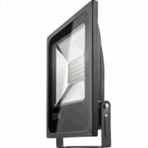 Прожектор ДО- 50Вт светодиодный Онлайт IP65, 4000К, 4000Лм, черный
