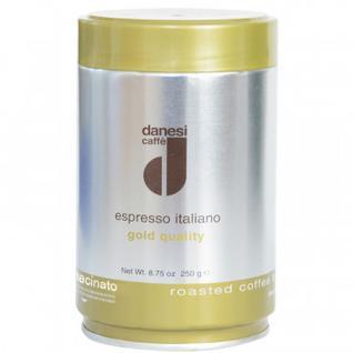Кофе Danesi gold молотый, 250г