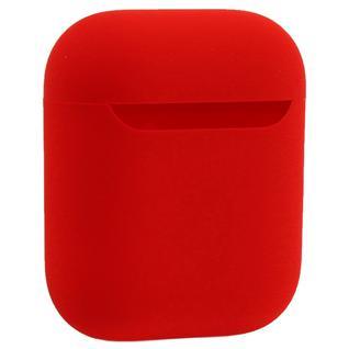 Чехол силиконовый COTEetCI для AirPods 2 Liquid Silicone+PP Case (CS8136-RD) Красный