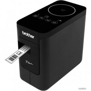 Принтер этикеток Brother PTP750W,Wi-Fi