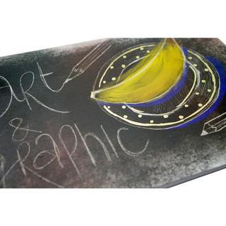Альбом для рисования 30л А4,склейка,блок 160гр Серия Арт 00030