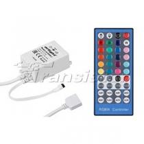 Arlight Контроллер LN-IR40B-2 (RGBW,12-24V,96-192W, ПДУ 40кн)