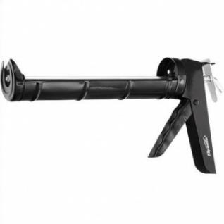 Пистолет для герметиков 310мм полуоткрытый круглый шток 7 мм SPARTA 886365