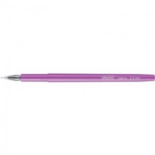 Ручка гелевая Attache Laguna,цвет чернил-фиолетовый