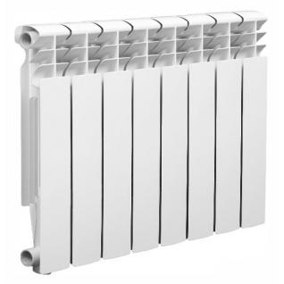 Радиатор алюминиевый Lammin ECO AL200-100-8