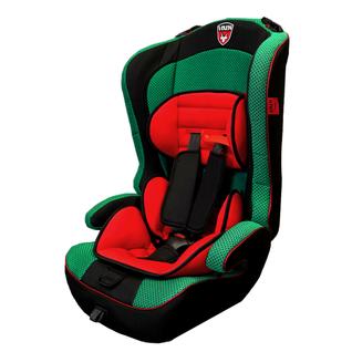 Детское автокресло Vixen Оникс, группа 1/2/3, цвет зеленый