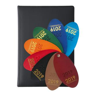 Ежедневник недат,черный,А5,140х200мм,320 стр,Velvet