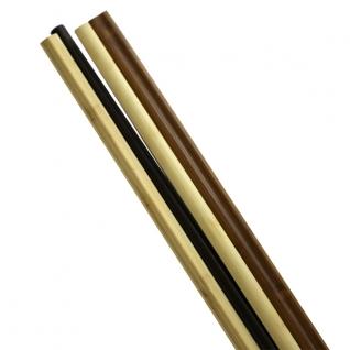 Планка стыковочная D 02-03 цвет венге 1.8м