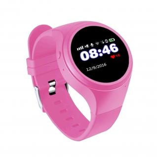 Умные часы и браслеты Wochi Часы-телефон WOCHI ZOOMIX (Розовый)