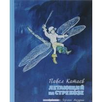 """Павел Катаев """"Летающий на стрекозе, 978-5-4335-0185-0"""""""