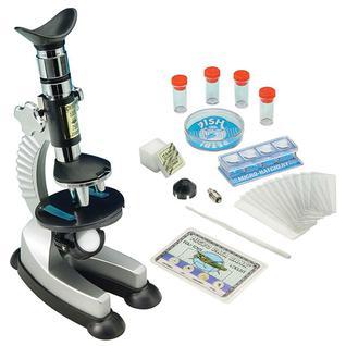 Детские микроскопы и телескопы Edu Toys Edu Toys MS701 Микроскоп 100*750