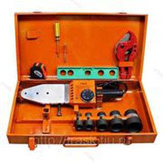 Сварочный аппарат (ф20-ф63) 1800VT CONTACT 01/оранжевый