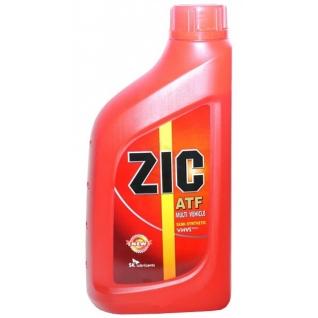 Трансмиссионное масло ZIC ATF Multi 1л