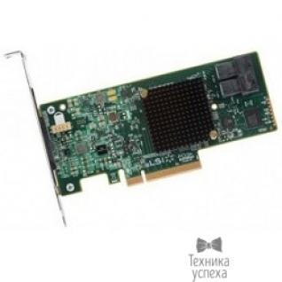 Lsi LSI(LSI00407) Logic Контроллер MegaRAID SAS 9341-8i SGL