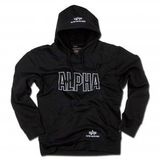 Alpha Industries Толстовка Alpha Industries Track, цвет черный