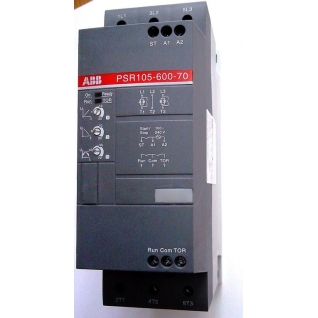 Устройство плавного пуска PSR85-600-70 45кВт 400В ABB