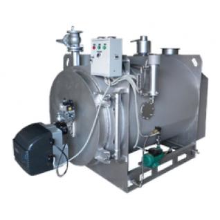 Газовый паровые котлы низкого давления ПАР-0,15-0,07 Г
