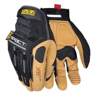 Mechanix Wear Перчатки Mechanix Wear Material4x M-Pact, цвет черный/кайот