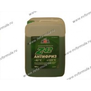 Антифриз AGA-42 050Z 10кг зеленый