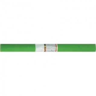 Бумага для творчества креповая WEROLA, 50см*250см 32г/м светло-зел.,12061-1