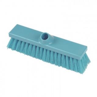 Щетка Метла плоская со средн витой щетиной, 280ммх55мм, B1732 B ПМ синяя