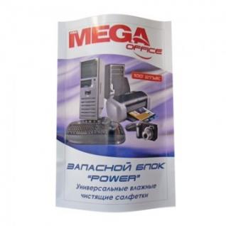 Салфетки Promega Office / Attache Selection Power д/ч поверх зап.блок 100шт