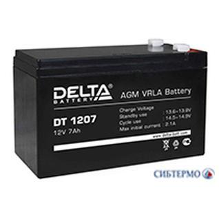Аккумуляторная батарея Сибтермо Delta 7Ач