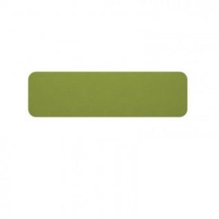 Офисные перегородки EasyAux ZEN шумопоглощающая на стол 1400х400, зеленый