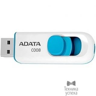 A-data A-DATA Flash Drive 32Gb C008 AC008-32G-RWE USB2.0, белый