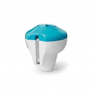Поплавок-дозатор с термометром для бассейна Intex
