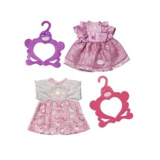 Аксессуары для куклы Zapf Creation Zapf Creation Baby Annabell 700-839 Бэби Аннабель Платья