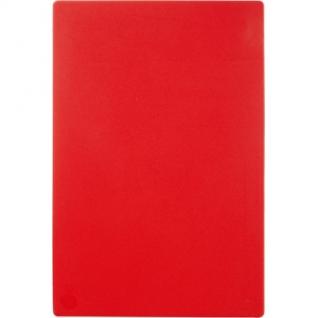 Доска разделочная GASTRORAG CB45301RD полиэтилен 45х30x1.2 см, цвет красный