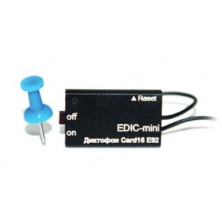 Edic-mini Card 16 E92 Edic