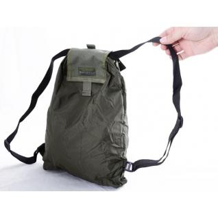 Складной рюкзак-подсумок Kiwidition Peke Sack, чёрный