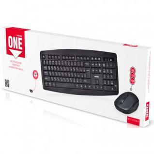 Набор клавиатура+мышь Smartbuy ONE 212332AG черный (SBC-212332AG-K)