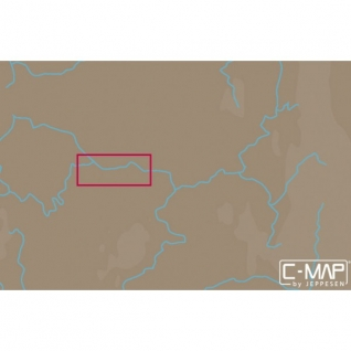 Карта C-MAP MAX-N RS-N227 (ВОЛГА. НИЖНИЙ НОВГОРОД-ЧЕБОКСАРЫ)